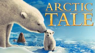 Netflix box art for Arctic Tale