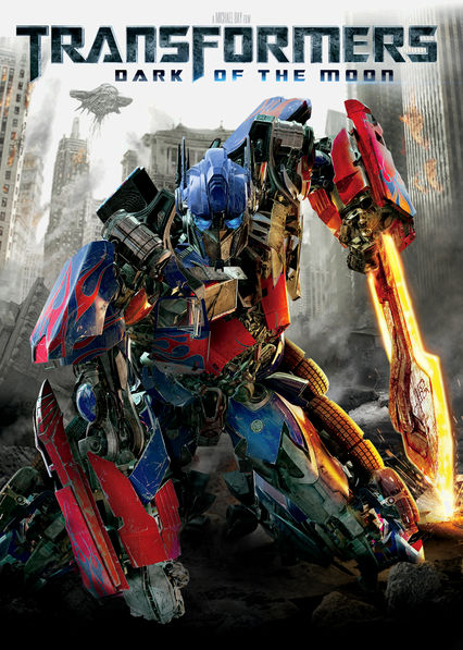 Transformers: Dark of the Moon Netflix ES (España)