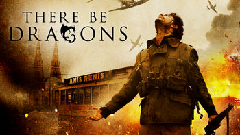 Netflix box art for There Be Dragons