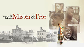 Netflix box art for The Inevitable Defeat of Mister & Pete
