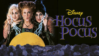Netflix box art for Hocus Pocus