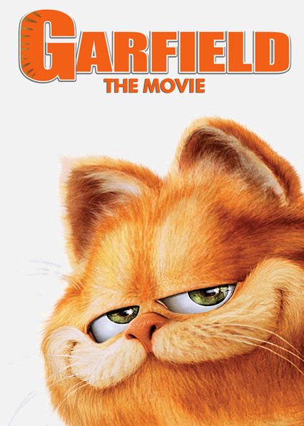 Garfield The Movie Netflix Australia