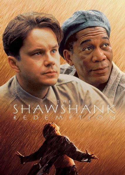 The Shawshank Redemption Netflix AU (Australia)
