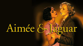 netflix usa: aimee and jaguar is available on netflix for streaming