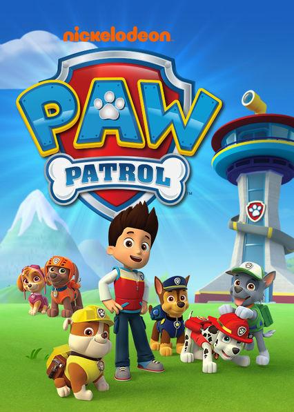 PAW Patrol Netflix ES (España)