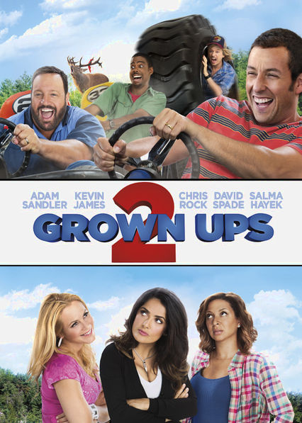 Grown Ups 2 Netflix IN (India)