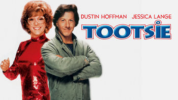 Netflix box art for Tootsie