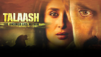 Netflix box art for Talaash
