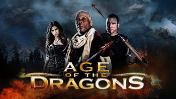Netflix box art for Age of the Dragons