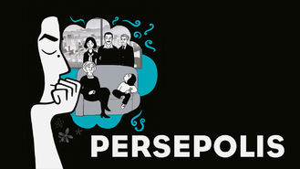 Netflix box art for Persepolis