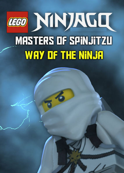 LEGO Ninjago: Masters of Spinjitzu: Way of the Ninja Netflix PR (Puerto Rico)