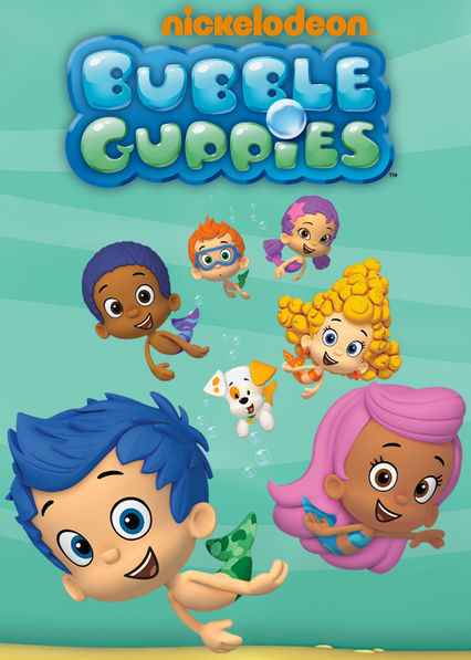 Bubble Guppies Netflix ES (España)