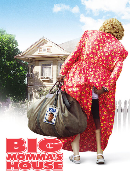 Big Momma's House Netflix BR (Brazil)
