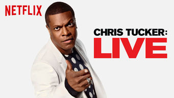 Chris Tucker Live