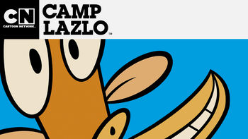 Netflix box art for Camp Lazlo! - Season 3