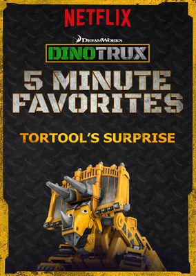 Dinotrux 5 Minute Favorite: Tortool's...