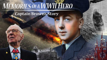 Netflix Box Art for Memories of a WWII Hero: Captain Brown...