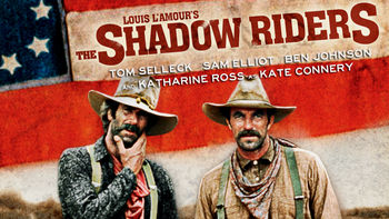 Netflix box art for The Shadow Riders
