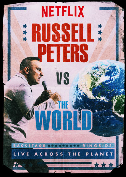 Carátula de Russell Peters vs. the World