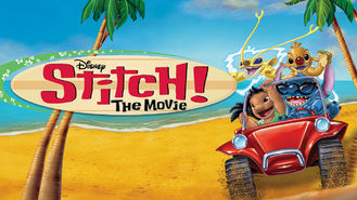 Netflix Brazil: Stitch! The Movie is available on Netflix