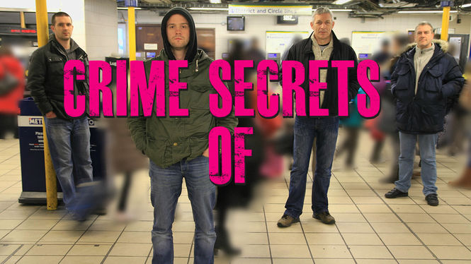 Netflix Box Art for Crime Secrets of… - Season 1