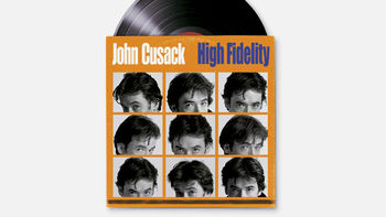 Netflix box art for High Fidelity