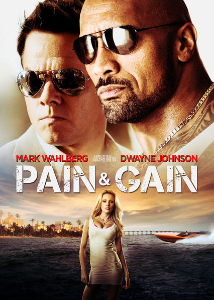 Pain and Gain Netflix BR (Brazil)