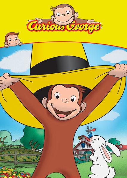 Curious George Netflix BR (Brazil)