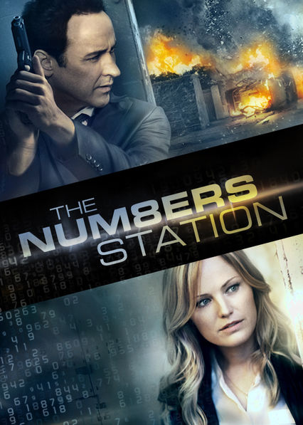The Numbers Station Netflix BR (Brazil)