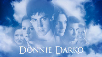 Netflix box art for Donnie Darko
