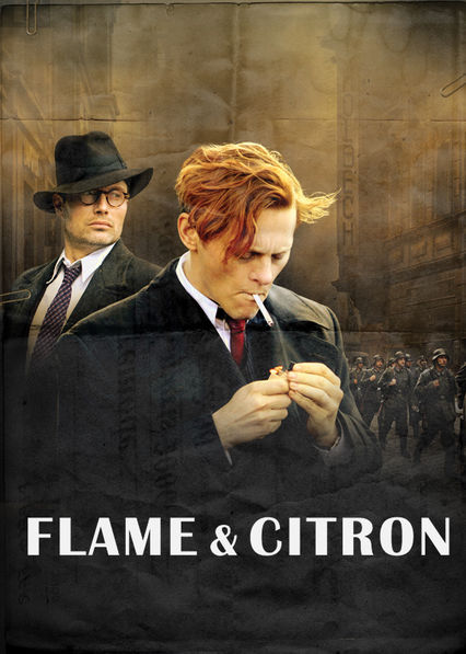 Flame And Citron Netflix PR (Puerto Rico)