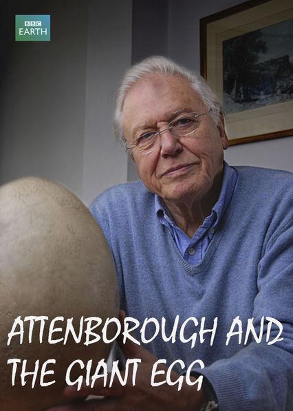 Attenborough and The Giant Egg Netflix SG (Singapore)