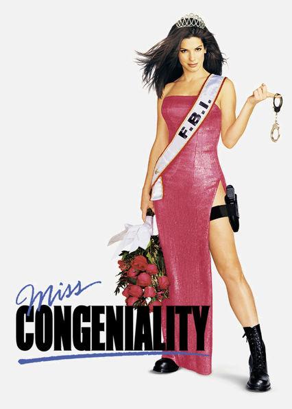 Miss Congeniality Netflix BR (Brazil)