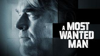 Netflix box art for A Most Wanted Man