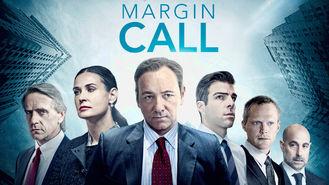 Netflix box art for Margin Call