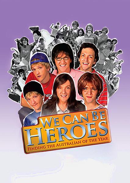 We Can Be Heroes Netflix AU (Australia)