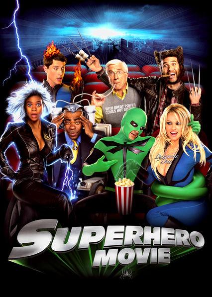 Superhero Movie Netflix AR (Argentina)