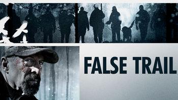 Netflix box art for False Trail