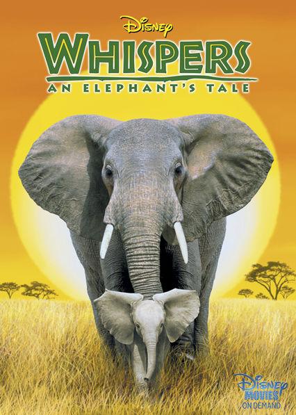 Whispers: An Elephant's Tale Netflix AW (Aruba)