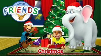 Netflix box art for City of Friends: Christmas