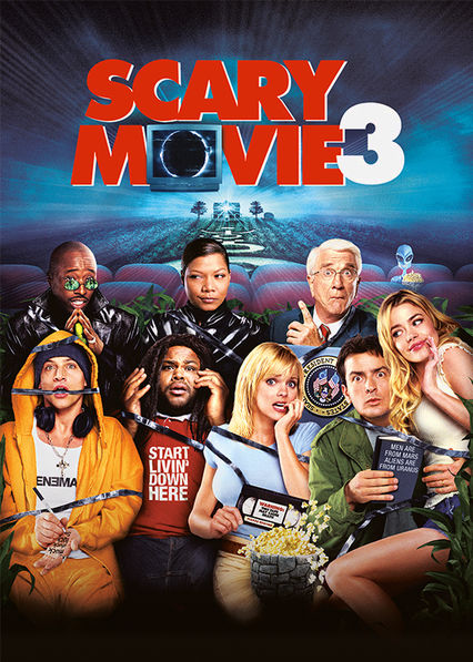Scary Movie 3 Netflix BR (Brazil)