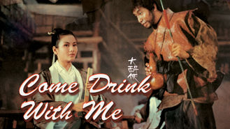 Netflix Box Art for Come Drink with Me