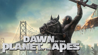 Netflix Box Art for Dawn of the Planet of the Apes