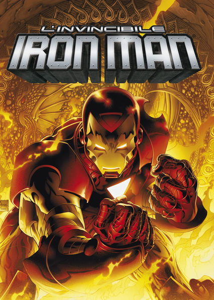 The Invincible Iron Man Netflix AU (Australia)
