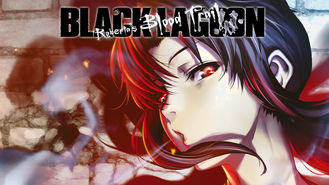 Netflix box art for Black Lagoon: Roberta's Blood Trail - Season 1
