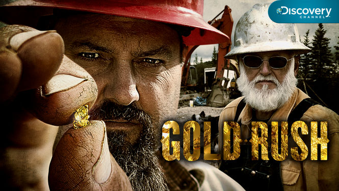 Netflix Box Art for Gold Rush - Season 3