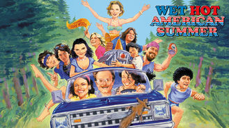 Netflix box art for Wet Hot American Summer