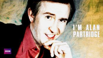 Netflix box art for I'm Alan Partridge - Series 1