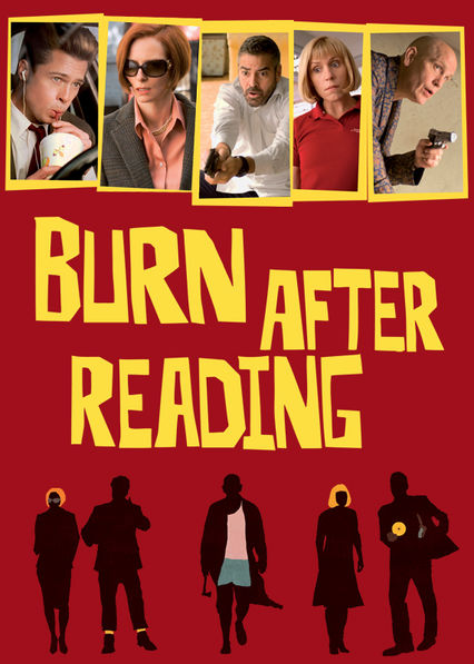 Burn After Reading Netflix AU (Australia)