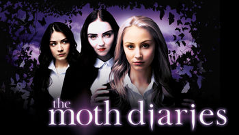 Netflix box art for The Moth Diaries
